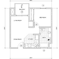 Bonnie Brae Village Floor Plans